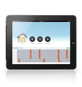 Nest-iPad-App